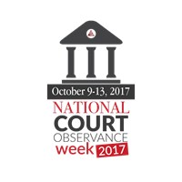 National Court Observance Week 2017
