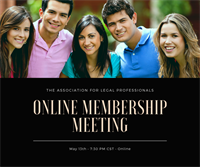 August 2019 Online Membership Meeting