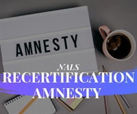 NALS Recertification Amnesty Period