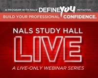 NALS Study Hall Live Series: Litigation & Civil Law