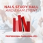 National Study Hall + Exam Event: Professional Paralegal (PP)