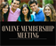 October 2020 Online Membership Meeting