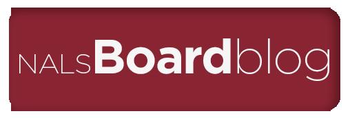 NALS Board blog