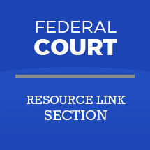 Federal Court Links