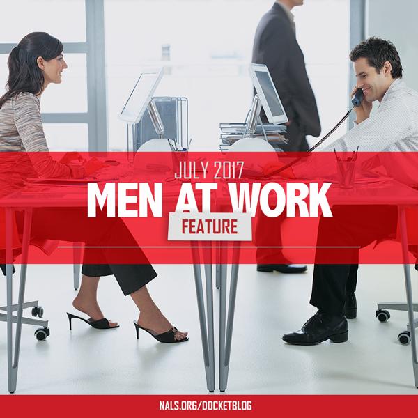 NALS - Association for Legal Professionals - Men at Work