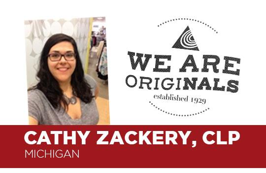 Cathy Zackery