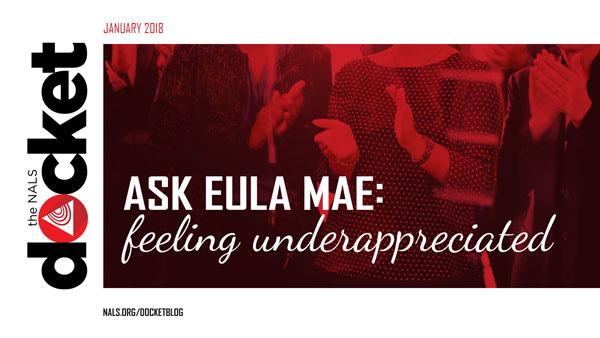 Ask Eula Mae