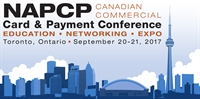 2017 NAPCP Canadian Commercial Card and Payment Conference  - Toronto