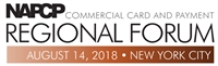 NAPCP Commercial Card Regional Forum - New York, NY