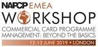 EMEA Workshop: Commercial Card Programme Management—Beyond the Basics