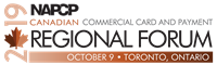NAPCP Commercial Card Regional Forum - Toronto, ON