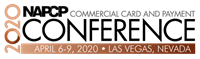 2020 NAPCP Annual Commercial Card and Payment Conference - Las Vegas