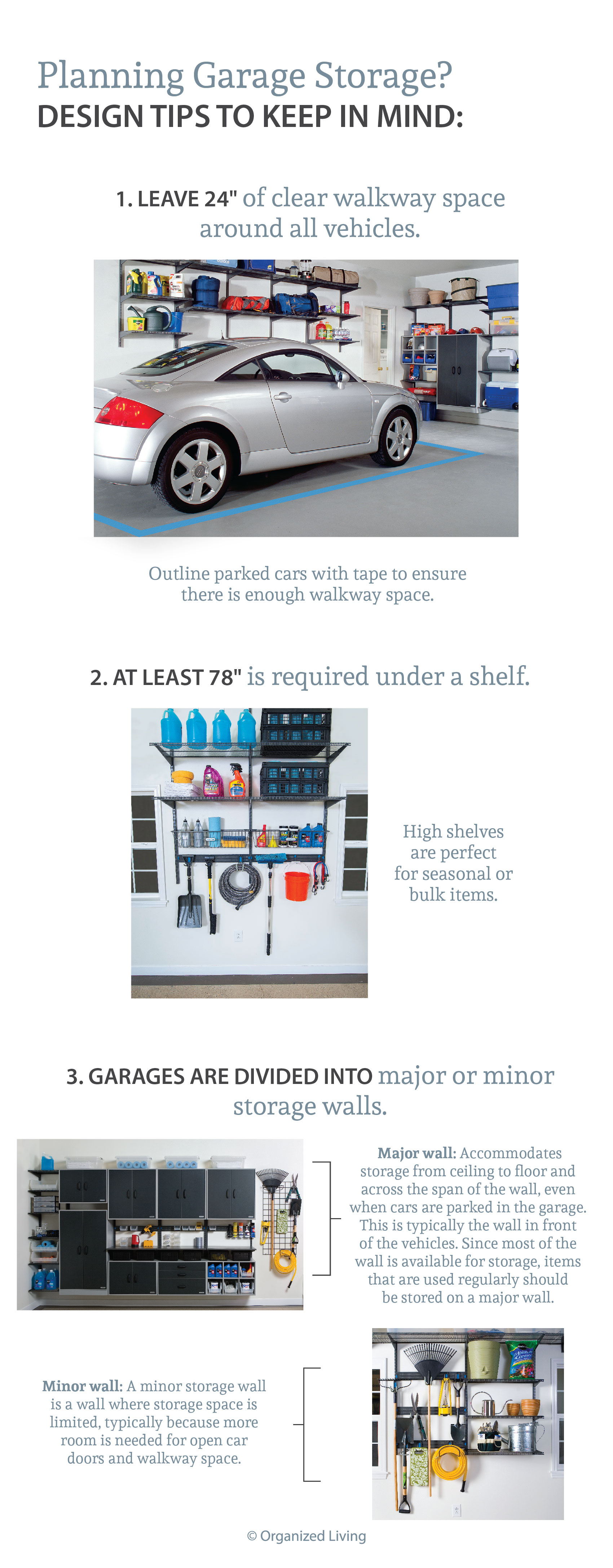 ... Design Tips To Create The Perfect Garage ...