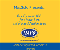 Connecting with Corporate Partners: MaxSold Presents