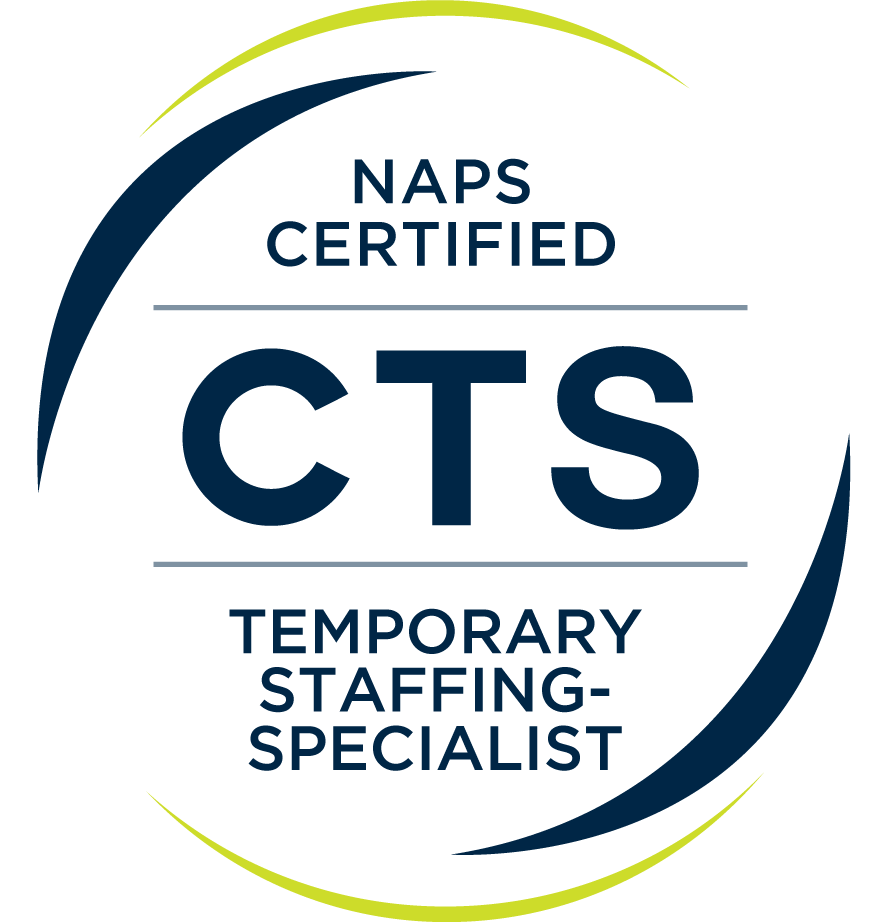 cts certified certification specialist njsa staffing education naps personnel