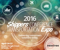 2016 Annual Shippers Conference & Transportation Expo