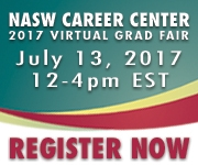2017 NASW Virtual Grad Fair