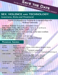 Brandywine Event: Sex, Violence & Technology (6 CEs)