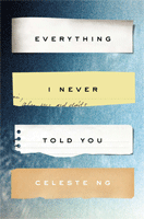 Book Club: Everything I Never Told You (Central Region) - 2 CEs