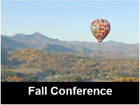 2014 Annual Fall Conference