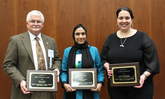 NASW-NC Awards - National Association of Social Workers NC Chapter