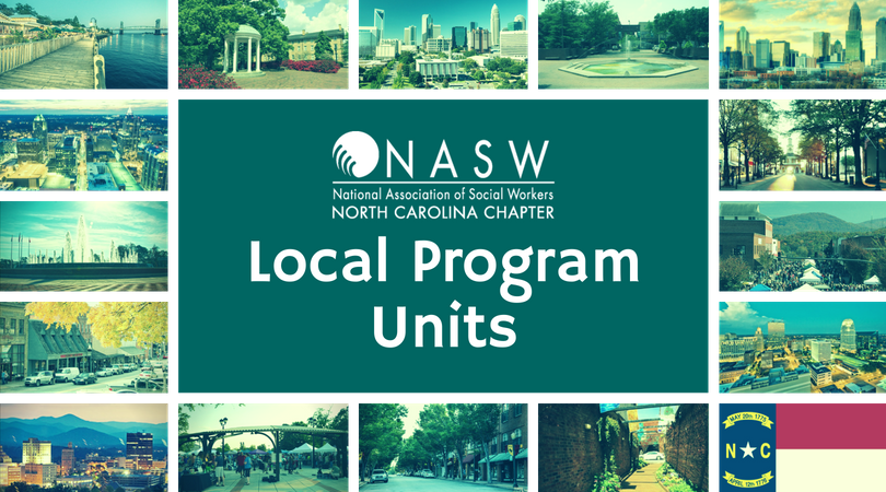 Professional Networking- Local Program Unit Main - National