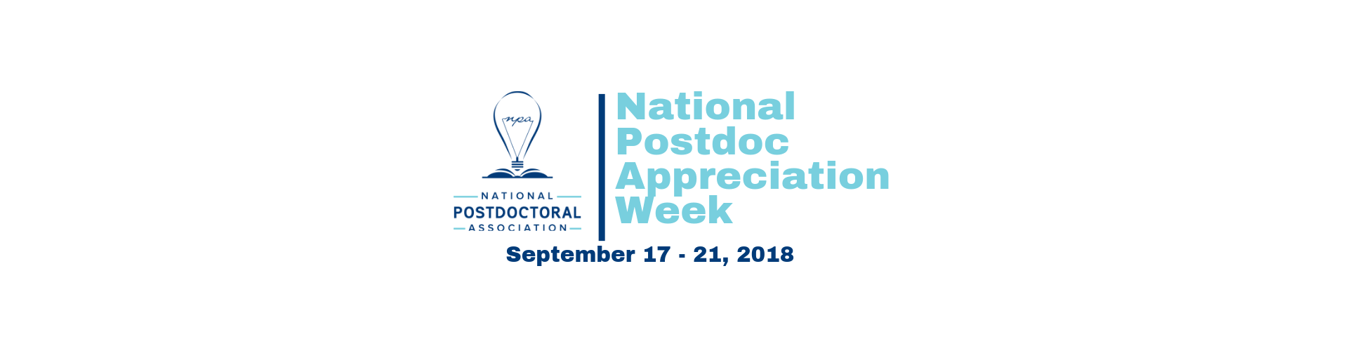 2018 NPAW Events - National Postdoctoral Association