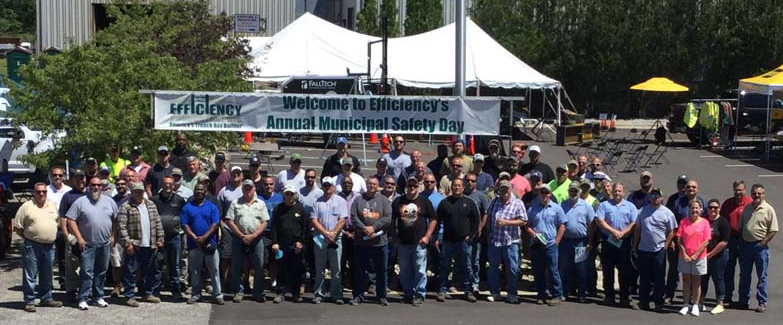 attendees at annual saftety day