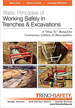 Basic Principles of Working Safely in Excavations & Trenches Book Cover