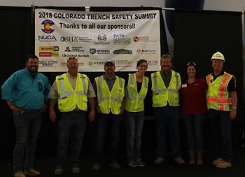 OSHA Colorado Trench Safety Summit Photo
