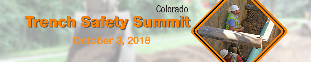 Trench Safety Summit Header