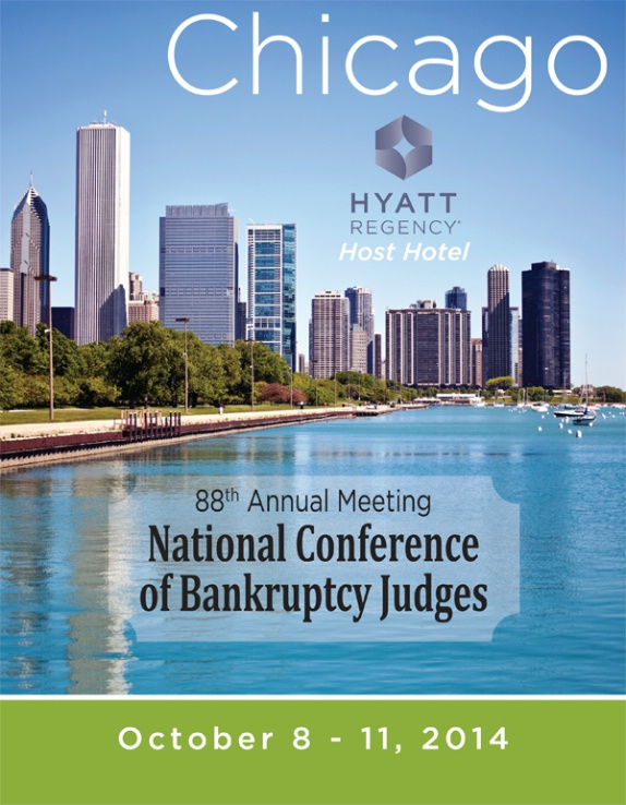 Chicago 2014 Conference Cover