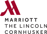 Marriott Lincoln Cornhusker Logo
