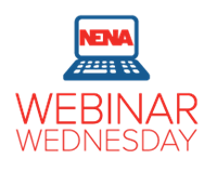 #WebinarWednesday - NG9-1-1 GIS Data Needs & the Standards to Support Them