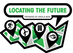 Locating the Future Logo