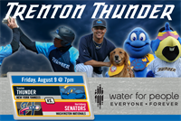 Water For People - Family Night @ the Ballpark