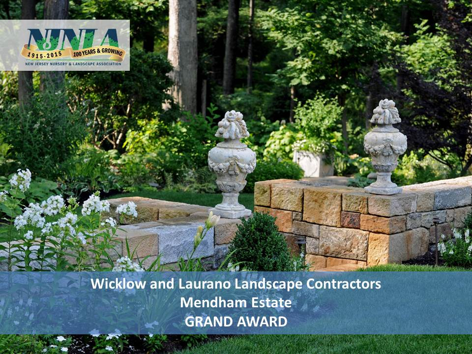 award winning companies include - Mendham Garden Center