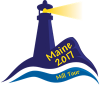 2017 Mill Tour - Maine