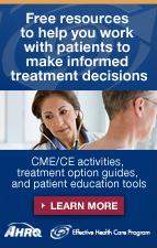 Free AHRQ resources for clinicians