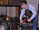 John L. McLellan, McLellan Blacksmithing