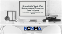Returning to Work: What Employers and Employees Need to Know