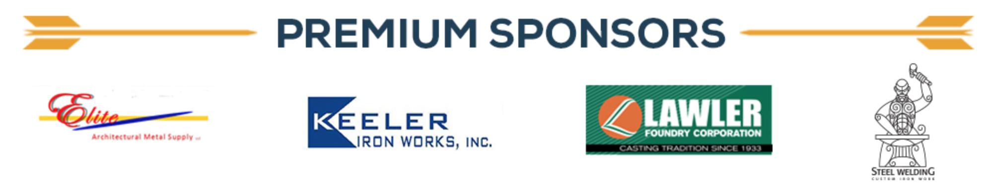 METALfab Premium Sponsors