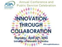 Innovation Through Collaboration (UNO/ASPA)