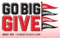 Go Big GIVE - Grand Island, May 1st