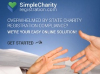 Simple Charity Registration overview