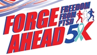 Forge Ahead-Freedom from PTSD 5K (Omaha)