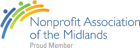 RTBS Nebraska is a proud member of the nonprofit Association of the Midlands