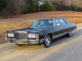 classic used oil generators 1975 chrysler new yorker. Black Bedroom Furniture Sets. Home Design Ideas