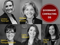 Government Contracting SIG: Panel Discussion on the Importance of HR's role in M&A