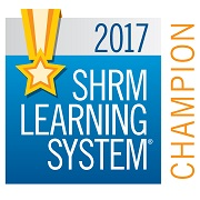 2017 SHRM Learning System Champion